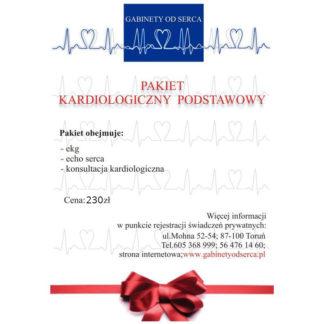 kardiolog podst 324x324 - Pakiet kardiologiczny podstawowy