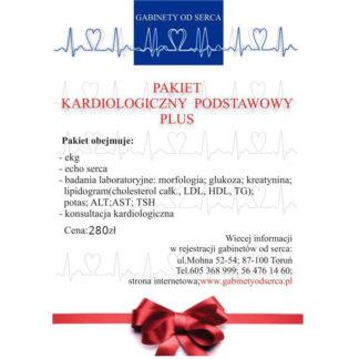 kardiologiczny podstawowy plus 324x324 - Pakiet kardiologiczny podstawowy PLUS